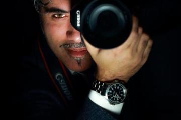 David Glauso, fotografo fiorentino, specializzato in street photography