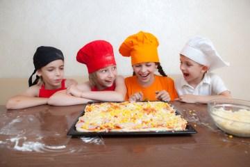 Piccoli chef in Toscana