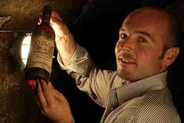 Alessandro Gallo è l'enologo del Castello d'Albola è un'importante azienda viivinicola del Chianti