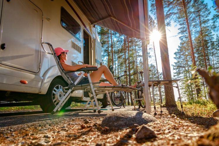Vacanze in Toscana in camper