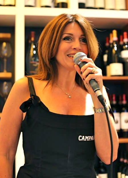 Cinzia Re, regina della cucina vegana a Firenze