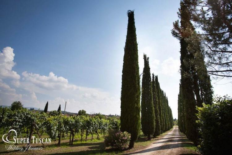 Super Tuscan Wedding Planners è un'agenzia specializzata in organizzazione matrimoni in Toscana