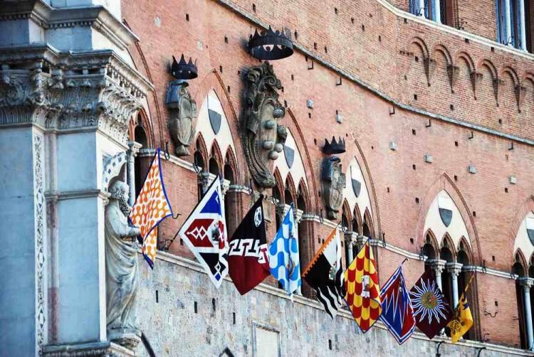 Palio di Siena 2014: usciti i nomi delle contrade in corsa