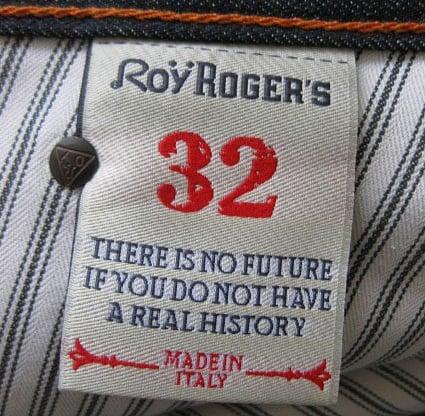 Il primo jeans italiano ha un nome americano, Roy Roger's, ma una storia toscana. Intervista a Niccolò Biondi, gestore del brand