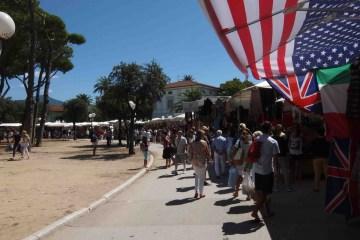 Il Mercato Forte dei Marmi, tutti i mercoledì e le domeniche in Piazza Marconi