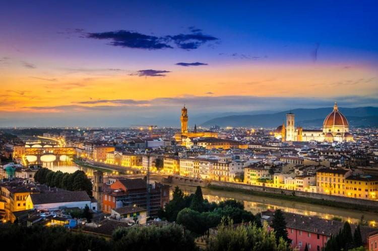 Firenze dal Piazzale Michelangelo 04