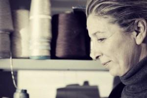 Marina Sala, produzioni di Cashmere Made in Tuscany a Portoferraio, Isola d'Elba