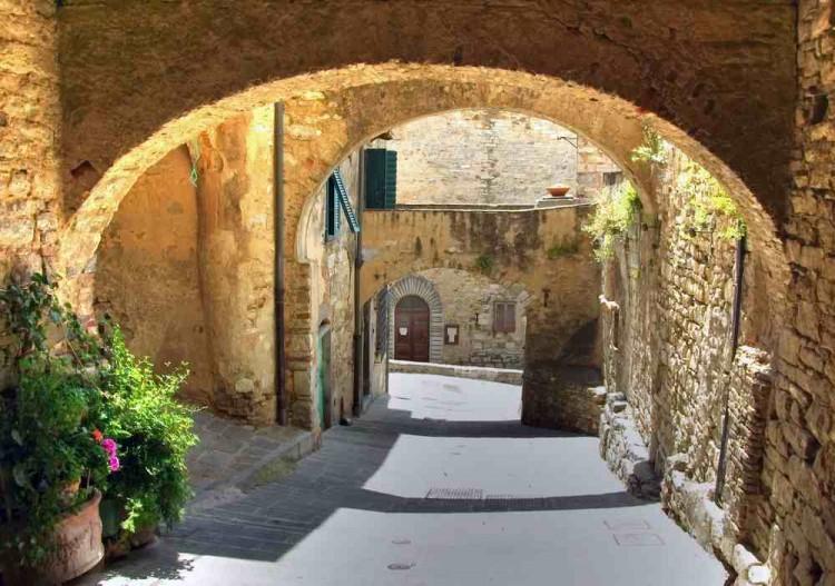 Massa Marittima è un antico borgo che si trova in Maremma, Grosseto, Toscana