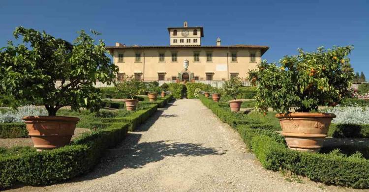 Villa la Pietraia Firenze 03 - Villa Medicea
