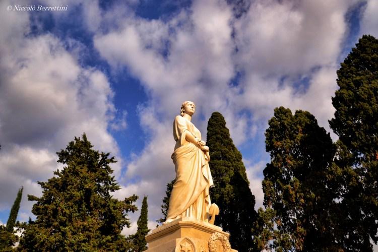 Storia del Cimitero degli Inglesi di Firenze, famoso cimitero monumentale