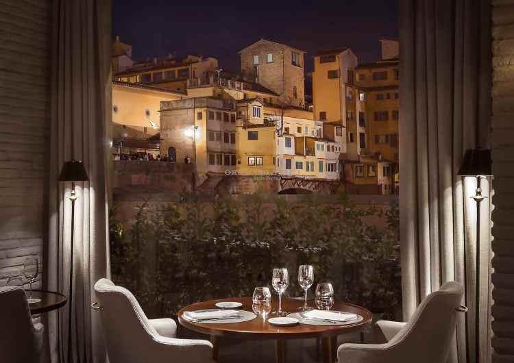 I migliori luxury brunch a Firenze: Caffè l'Oro