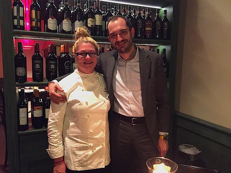 Cena gourmet con degustazione al ristorante Convivium Firenze, guidato dalla chef Beatrice Segoni,tra i locali nella top 10 dei ristoranti gourmet a Firenze