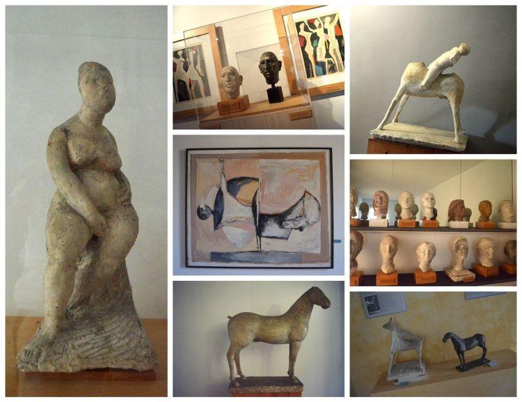 Il Museo Marini Marini è dedicato all'immensa opera artistica e creativa dell'artista pistoiese Marino Marini, un luogo di cultura, formazione e scoperta