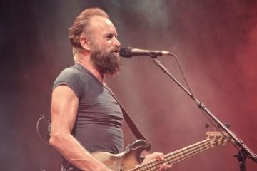 Il concerto di Sting ha chiuso il Pistoia Blues 2015. Live emozionante in una Piazza del Duomo gremita di persone, accorse da tutta la Toscana per vederlo