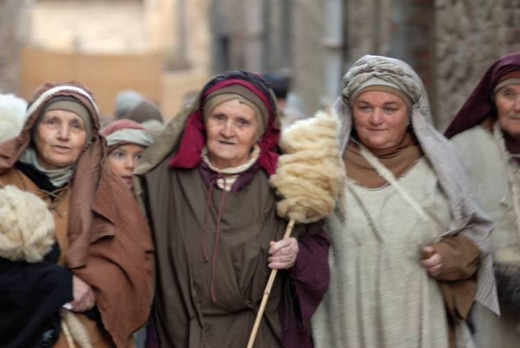Terre di Presepi è un'iniziativa che svolge ogni anno in Toscana a Natale, un tour di 300 km per scoprire i 20 presepi più famosi della regione