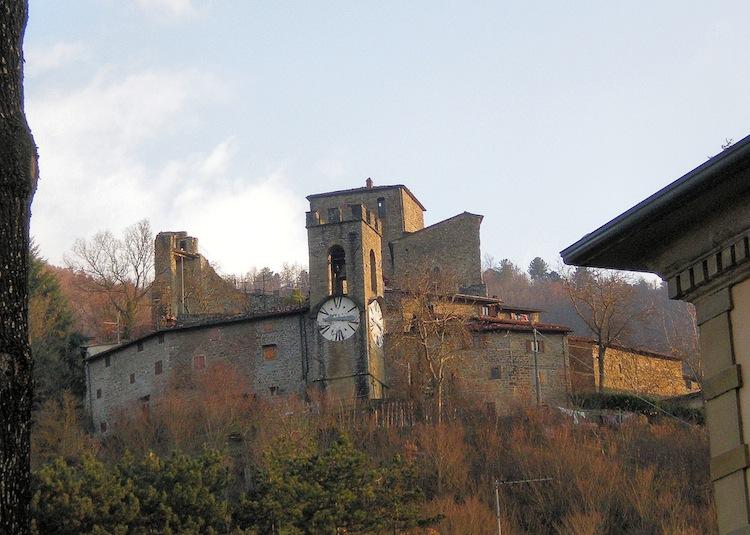 Castello di San Niccolò: una delle 5 leggende del Casentino
