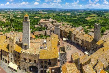 Nella classifica dei borghi italiani più belli la Toscana si posiziona per prima con San Gimignano capolista e 7 borghi presenti in lista su 35 totali