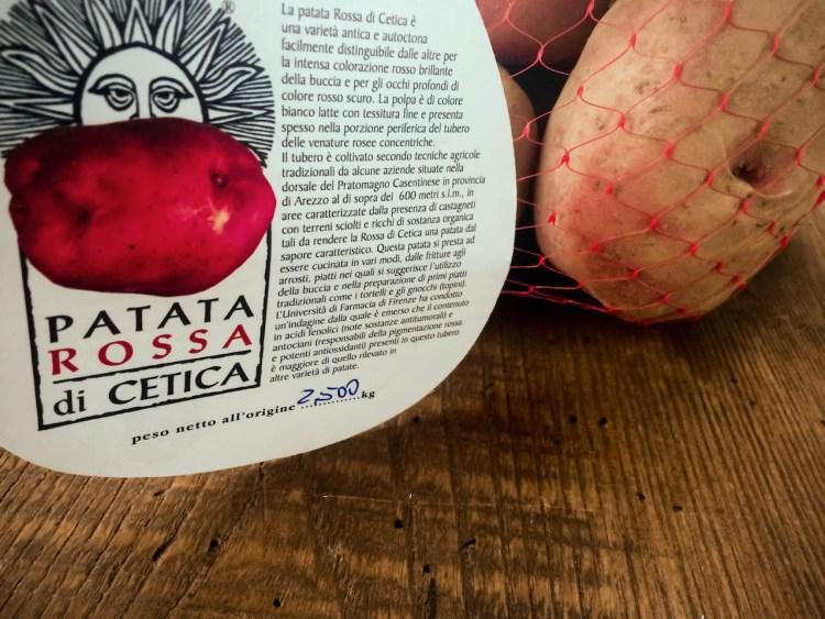 Viaggio culinario tra i prodotti tipici del Casentino