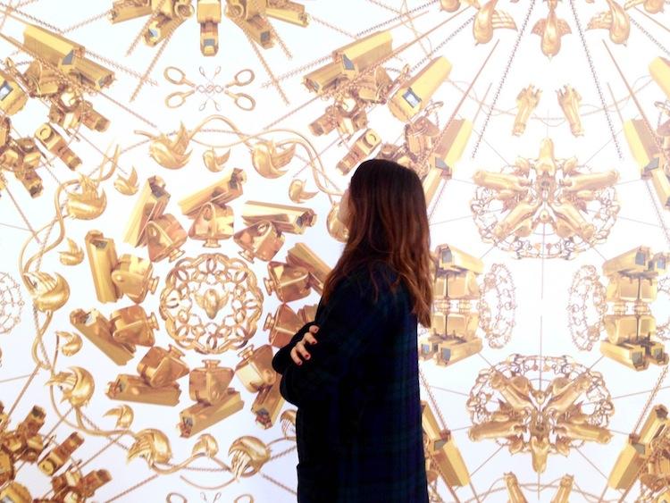 A Palazzo Strozzi, Firenze,la mostra del famoso artista Ai Wewei che ha portato sotto le luci dei riflettori la Cina e la sua contemporaneità