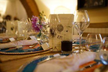 Il racconto della VI Supper Club a Firenze, la cena segreta di TuscanyPeople, organizzate da uno dei più famosi blog sulla Toscana