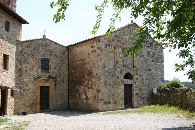 Un viaggio on the road in Toscana dalla Val d'Elsa alle Crete Senesi alla scoperta delle più belle chiese del Chianti: real Tuscan Experience.