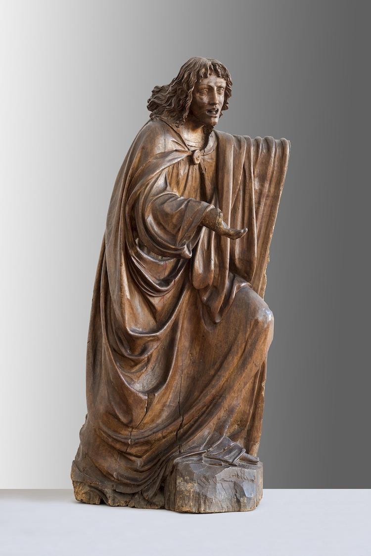 """""""Il Lorenzo d'Oro"""" 2017 è stato vinto da Alberto Angela che lo ritira mercoledì 27 settembre alla Biennale di Antiquariato di Firenze"""