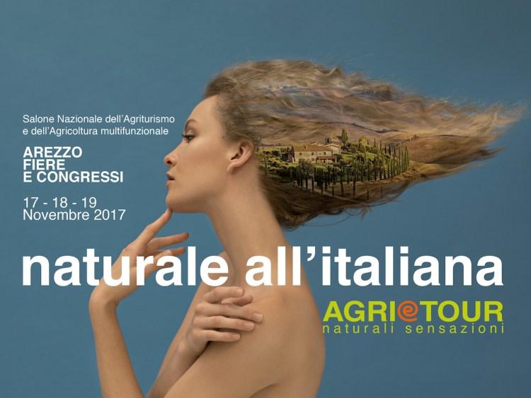 AgrieTour, il Salone nazione dell'agriturismo e dell'agricoltura multifunzionale torna ad Arezzo dal 17 al 19 novembre per la sua 16°edizione