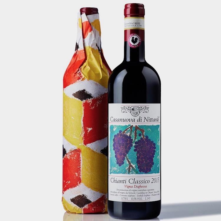 La Fattoria Casanuova di Nittardi è una delle aziende vitivinicole di eccellenza del Chianti Classico, che ha legato la sua storia all'arte contemporanea