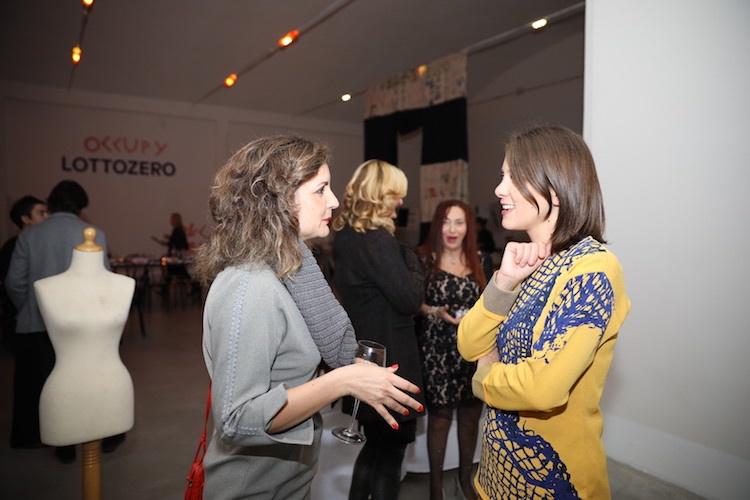 Lottozero Prato è uno spazio creativo polifunzionale che coniuga arte, coworking, ricerca su tessile e design, sede della VII^ TuscanyPeople Supper Club.