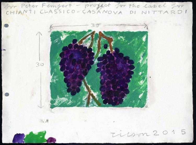 La Fattoria Casanuova di Nittardi è una delle aziende vitivinicole di eccellenza del Chianti Classico, che ha legato la sua storia all'arte contemporanea.