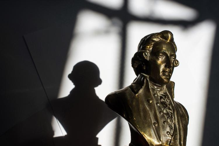 Il 5 dicembre, per dell'anniversario della morte di Mozart, l'Orchestra da Camera Fiorentina terrà un concerto nella Basilica di Santa Croce