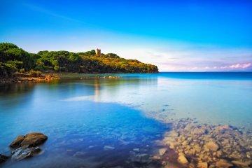 Punta Ala è una località di mare in Toscana tra Follonica e Castiglione della Pescaia
