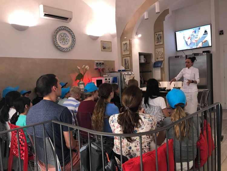 La gelateri Perchè No! di Firenze è uno dei 10 migliori luoghi al mondo dove mangiare il gelato secondo molte riviste internazionali
