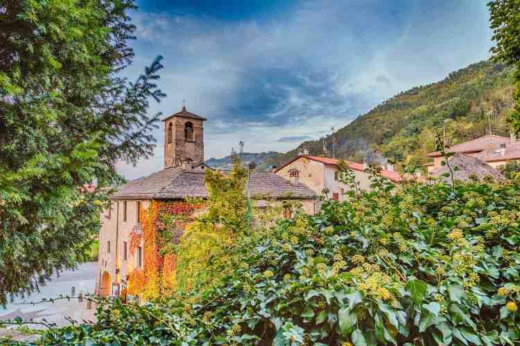 Palazzuolo sul Senio è uno dei borghi più romantici della Toscana.