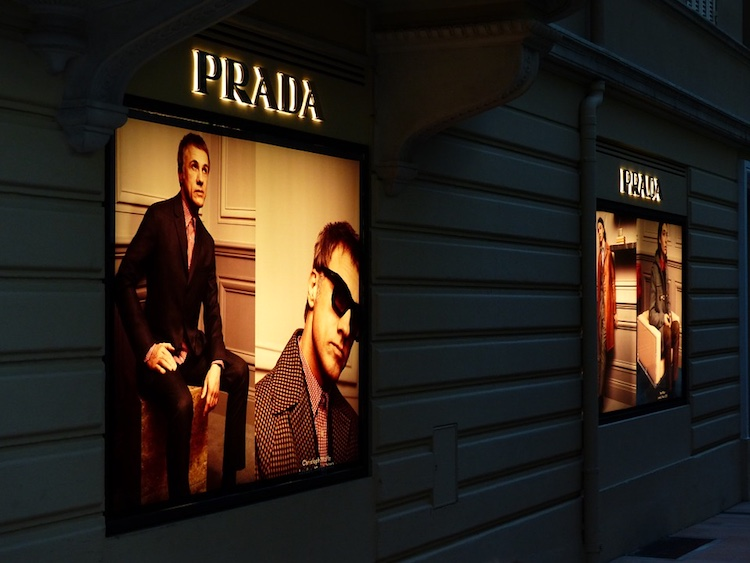 A Valvigna in provincia di Arezzo ha aperto una nuova sede di Prada chiamata la Fabbrica Giardino nel cuore della Leather Valley in Toscana