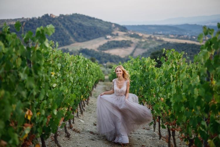 I matrimoni in Toscana sono i primi nella classifica dei matrimoni in Italia per stranieri secondo l'indagine Destination Weddings in Tuscany
