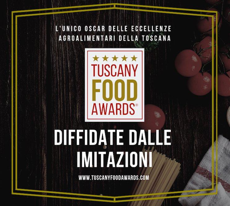Tornano gli Oscar dell'enogastronomia con la 3°edizione dei Tuscany Food Awards che si concludono con un Gala al Golf Le Pavoniere il 30 Marzo 2019.