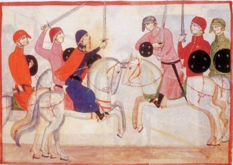 Chi ha vinto tra Guelfi e Ghibellini? Perché i Guelfi si dividono in Bianchi e Neri? Breve racconto della storia di Firenze tra il 1200 e il 1300