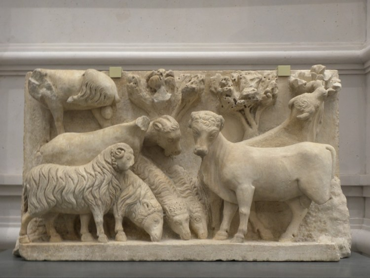 Opera di Arnolfo di Cambio in esposizione presso l'Opera del Duomo di Firenze