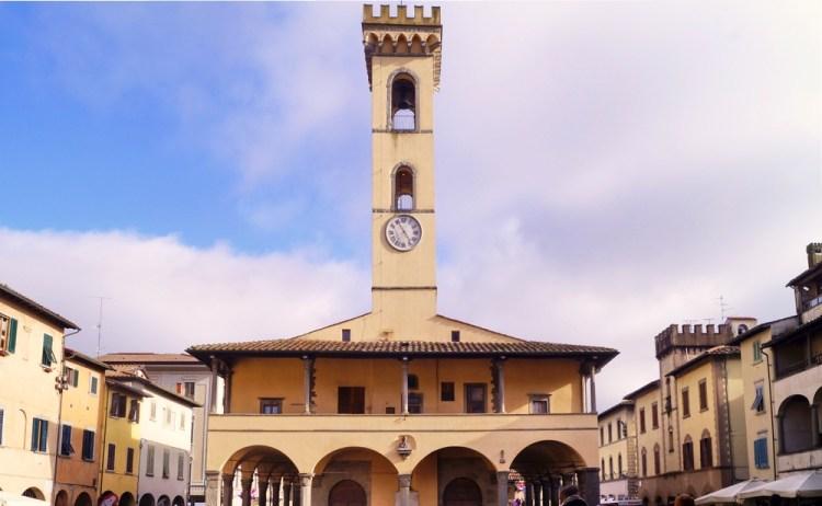 Torre di Arnolfo di Cambio a San Giovanni Valdarno