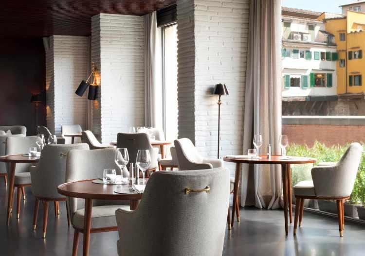 I migliori luxury brunch a Firenze: Caffè dell'Oro