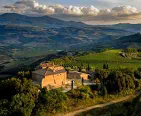 8 favolosi Wine Resort in Toscana.