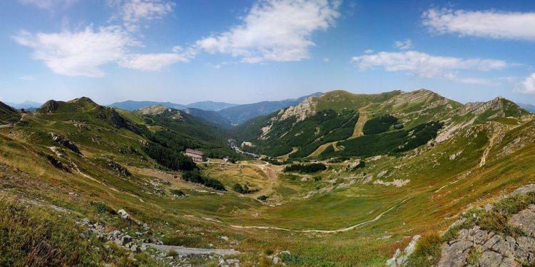L'Abetone si trova sull'Appennino pistoiese, al confine tra Toscana ed Emilia Romagna