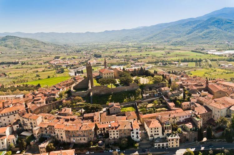 Castiglion fiorentino è uno dei borghi della Val di Chiana, uno dei territori più belli della Toscana.