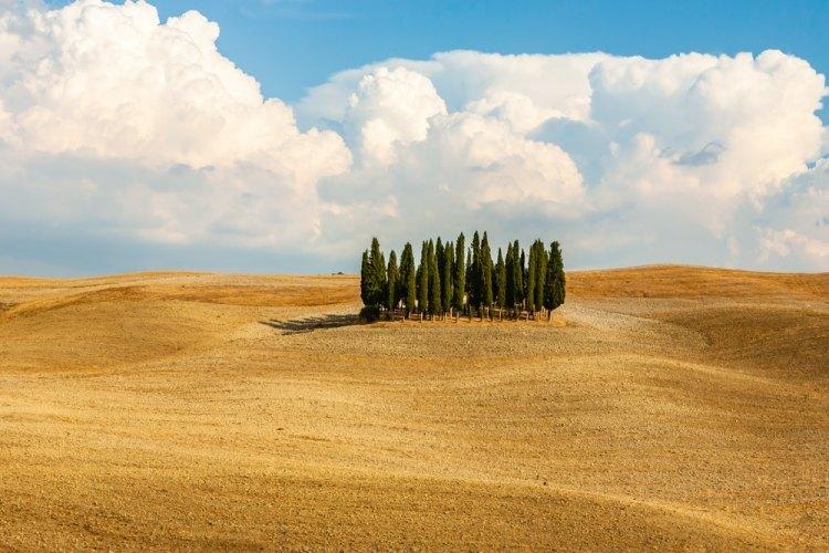 Val d'Orcia, uno dei territori più belli della Toscana