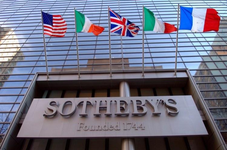 Sotheby's è una delle più grandi case d'asta a livello mondiale