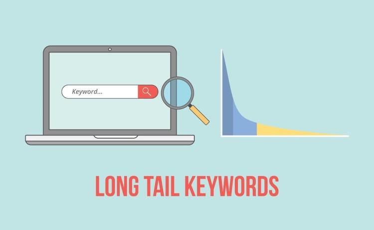 Le long tail sono un particolare tipo di keyword