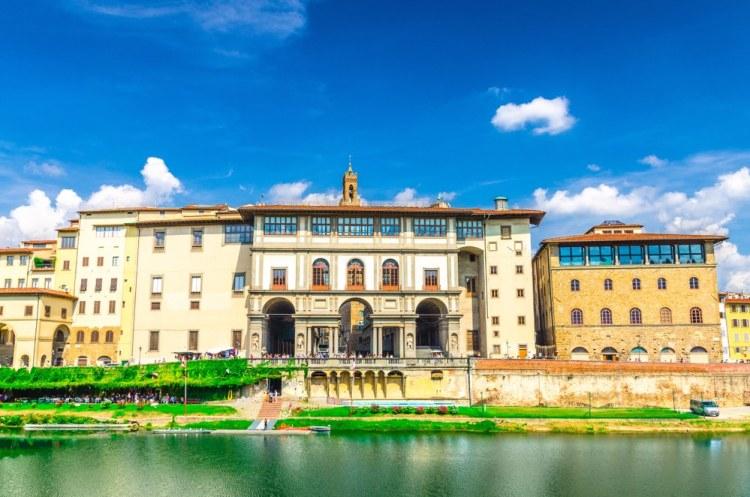 Il Museo Galileo e gli Uffizi si trovano nel quartiere storico di Santa Croce a Firenze