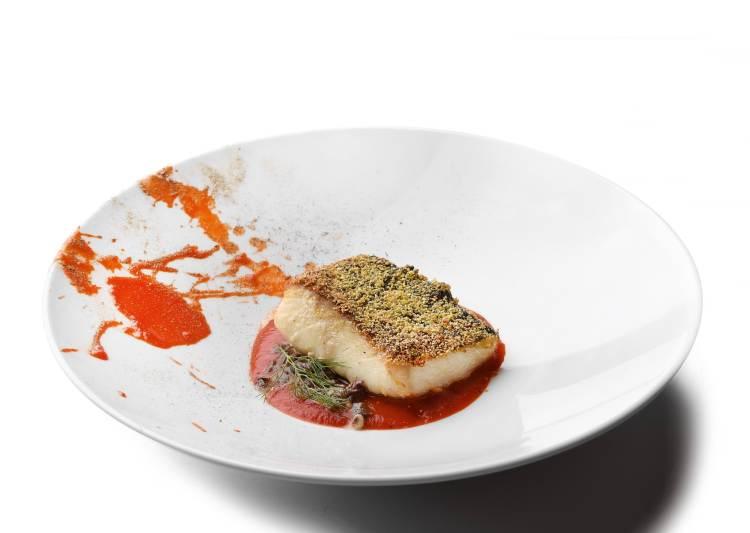 Secindo piatto de I Salaioli, ristorante a Pistoia