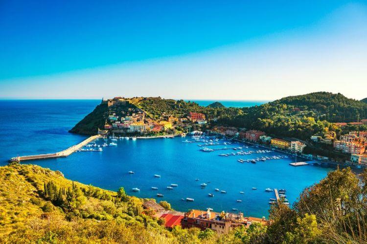 Porto Ercole è una delle location più romantiche della Toscana